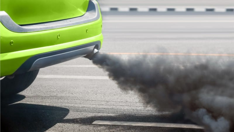 How Do You Fix White Smoke From Exhaust When Accelerating