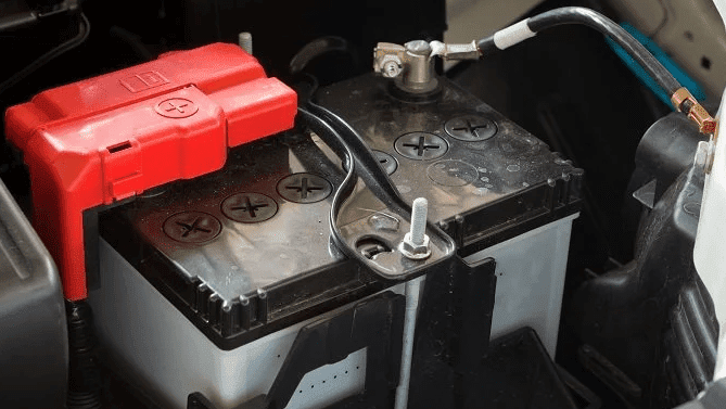 How To Tell Positive And Negative On A Car Battery