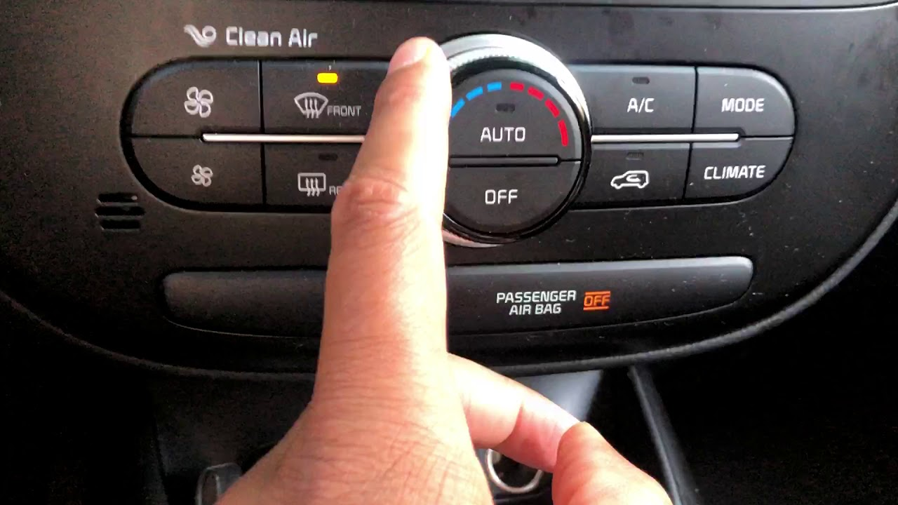 How To Turn On Heat In Car