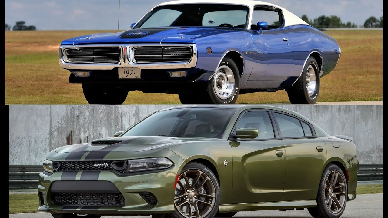 Origins Of The Dodge Charger