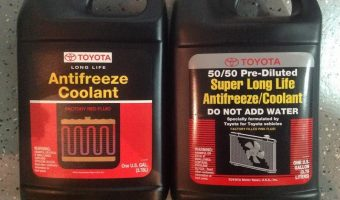 Toyota Antifreeze Equivalent For You