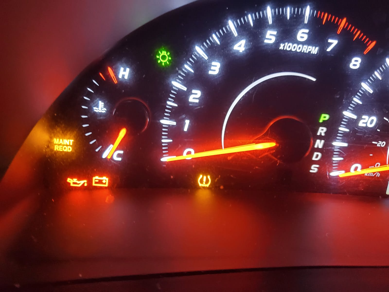 Check Engine Light Flashing Then Stops