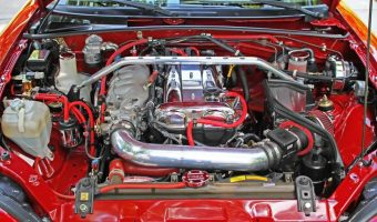 How much horsepower does an intake add