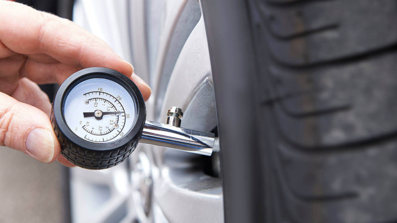 How To Fix Low Tire Pressure