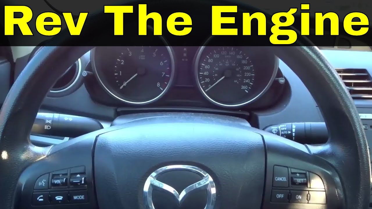 How To Rev Your Engine
