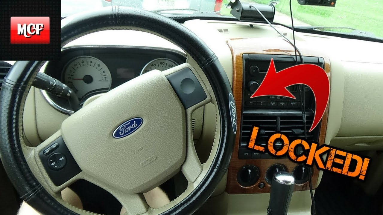 How To Unlock Steering Wheel Without Key